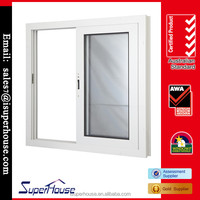 Superhouse Aluminum champagne color aluminum sliding window