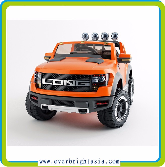 New FORD jeep 12V battery operated two motors kids ride on electric car