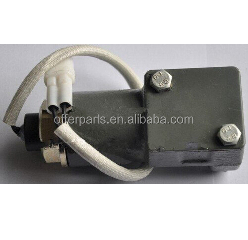 High speed solenoid valve 9147260,9098250,9120292 for Hitachi EX200-2,EX200-3,EX120 excavator