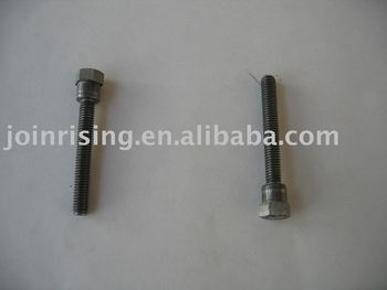 non standard Bolts zinc plated