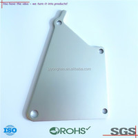 OEM ODM customized precision nice aluminum anodizing anti-corrosion plate