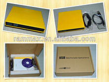 Notebook optical drive ODD CD-ROM with customized logo