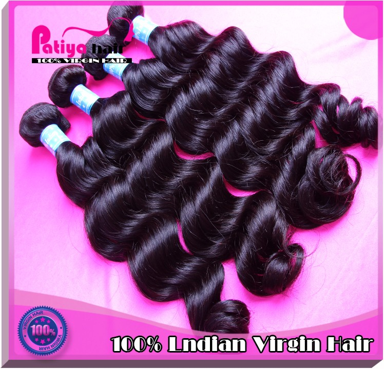 10 12 14 16 18 20 22 24 26 28 30 inches raw unprocessed Indian wavy 6a hair new fashion style natural wave virgin hair
