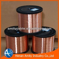 Henan 0.03mm 0.08mm 0.09mm Ultra-thin Copper Wire 0.11mm Copper Soldering Solder Electric PPA Enamelled Wire
