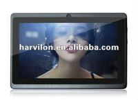 NEW 7 inch android 4.0 Capacitive Screen 512M 4GB Camera WIFI allwinner a13 tablet pc