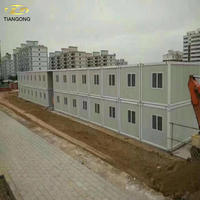 China Prefabricated Modular Guest Homes Prefab Hotel Container Hotel