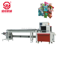 automatic fruit jelly candy packing machine