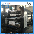 2017 New Technical Four Color Flexographic Printing Machine