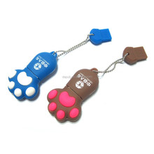 promotional giveaways! 2D feet shape usb pendrive