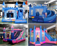 commercial inflatable jumping bouncy castle