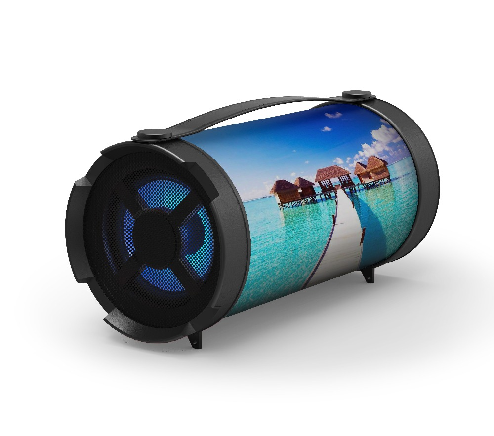 2017 Best price guangdong CHEAP BAZOOKA TYPE bluetooth speaker