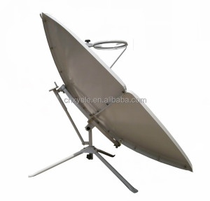 Parabolic carbon steel solar powered cooker