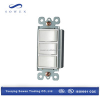 single pole decora light switch USA