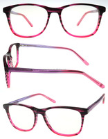 optical frames 2016 FDA CE hot fashion best price latest italy acetate optical frames
