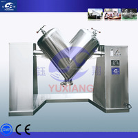 JBJ Mixing Machine Type and Powder,Granules Application V-Type Efficient mini Mixer