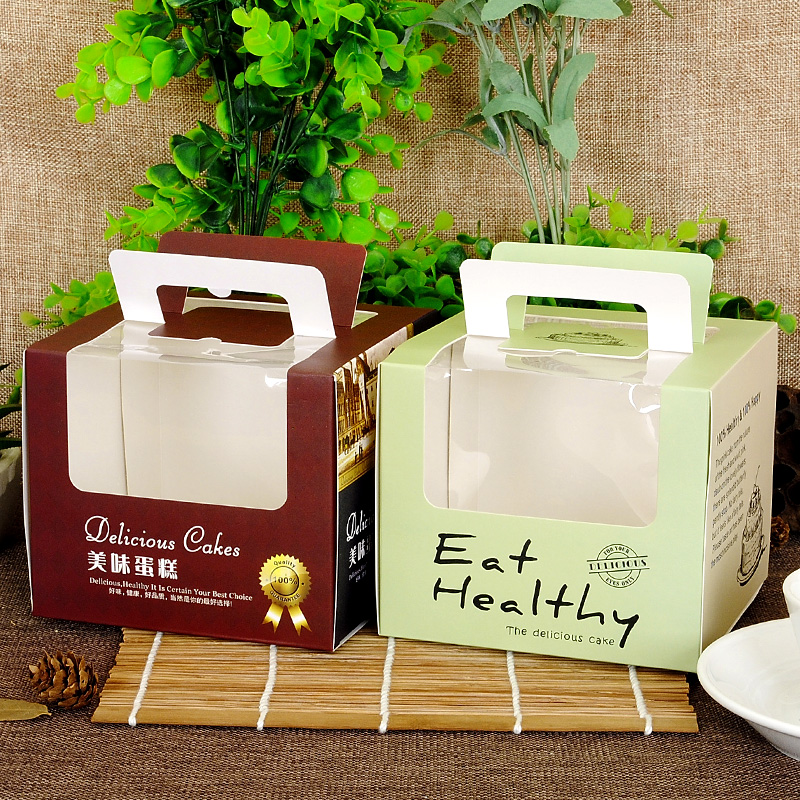 wedding cake boxes for mini cake /cupcake packaging box/cheese box