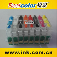 8color T1590-T1594/T1597-T1599 inkjet ink cartridge for Epson R2000