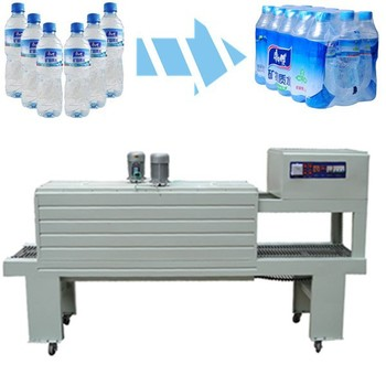 Plastic film packing machine, PE packing machine