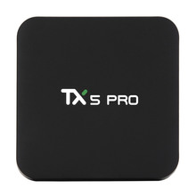 Original Tanix TX5 Pro Android 6.0 Marshmallow TV BOX Amlogic S905X 4K 2G/16G 802.11AC WIFI LAN Media Player