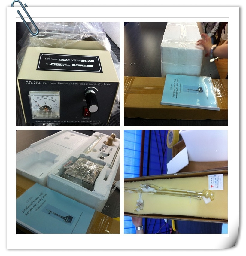 GD-264 Oil Acidity Tester for Total Acid Number Tests