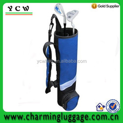 golf gun bag/mini golf bag for kids