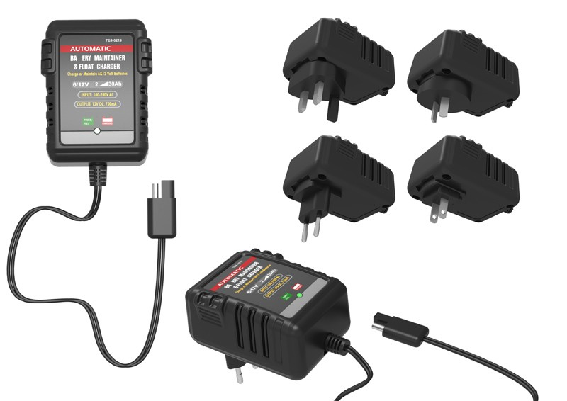 Intelligent Vehicle Electric Bike Battery Charger battery maintainer