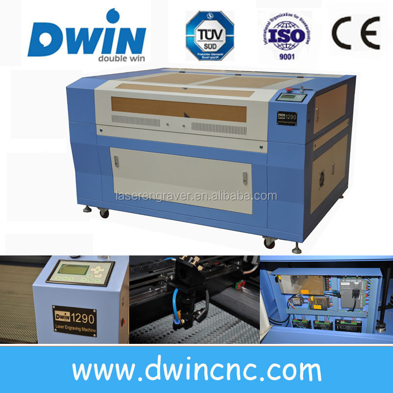DW-1290 Jinan Factory 100W <strong>laser</strong> cutting machine distributor and agent wanted