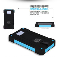 Hiqh Quality Waterproof Solar Power Bank 10000Mah,Solar Power Bank Charger 8000Mah For Iphone Samsung Htc