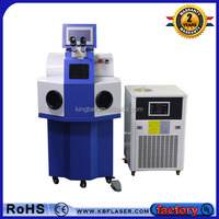Promotion Price 200W High Precision YAG Laser Welder Jewelry Welding Machine for Gold Silver