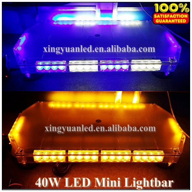 Wholesale emergency mini light bars online buy best emergency mini blue warning stronglightstrong strongbar aloadofball Image collections