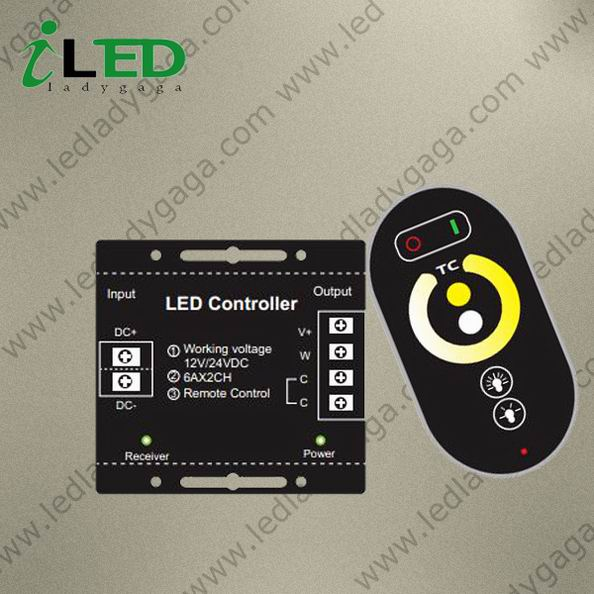 2014 Newest Color temperature LED controller sunrise sunset dimmer