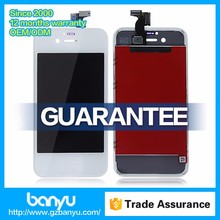 Cellphone replacements lcd touch screen digitizer original for iphone 4s parts