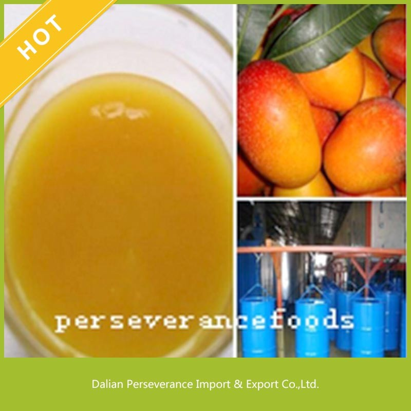 Hot Sale Mango Pulp Price / Mango Pulp / Fruit Puree