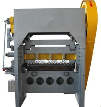 PLC Light Type Expanded Metal Machine