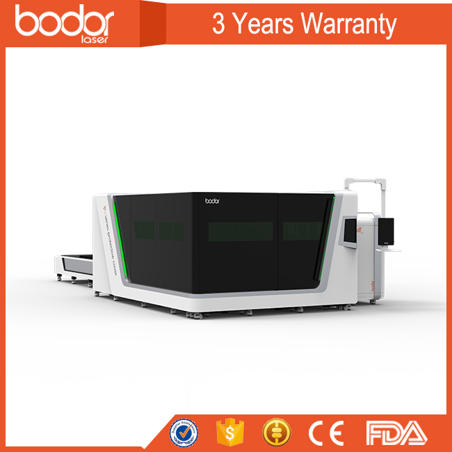 BODOR CHINA FIBER LASER CUTTING MAHINE WITH BRASS CARTON STEEL STAINLESS STEEL ALUMINUM