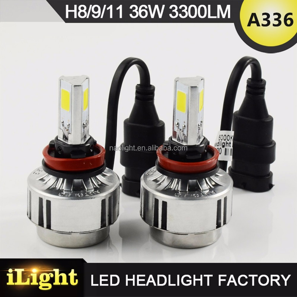 New Unique Design Ip67 Electric Car Kit Led Automobile Headlight H11 Wholesale