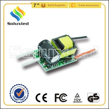1-5W 300mA Constant Current LED Bulb Light Driver
