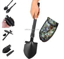 Portable tactical shovel