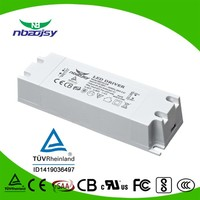 ac dc constant current 35w output power led driver made in China