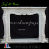 Arched Marble Fireplace Mantels