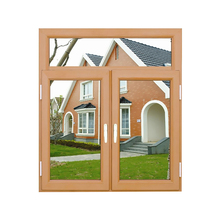 China Suppliers Beautiful Cheap Aluminum Window With Side Hung Open