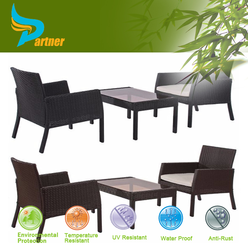 3pcs/set Classical Lowes Outdoor Furniture Garden Oasis Patio Furniture