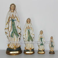 Virgin Mary statue,religious holy mary figurines