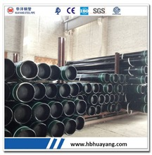 API 5CT,J55/K55/N80/L80 standard tubing and casing 9 5/8 carbon steel for oil and gas transmission api n80 pipe specification