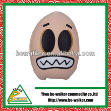 Cute Design Egg Shape Soft Toys