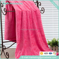 disposable top quality the royal standard print microfiber beach towel