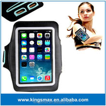Black : Mystery New Touch Screen Display Running Sport Armband Case . Mobile Phone Arm Bag Pouch Holder