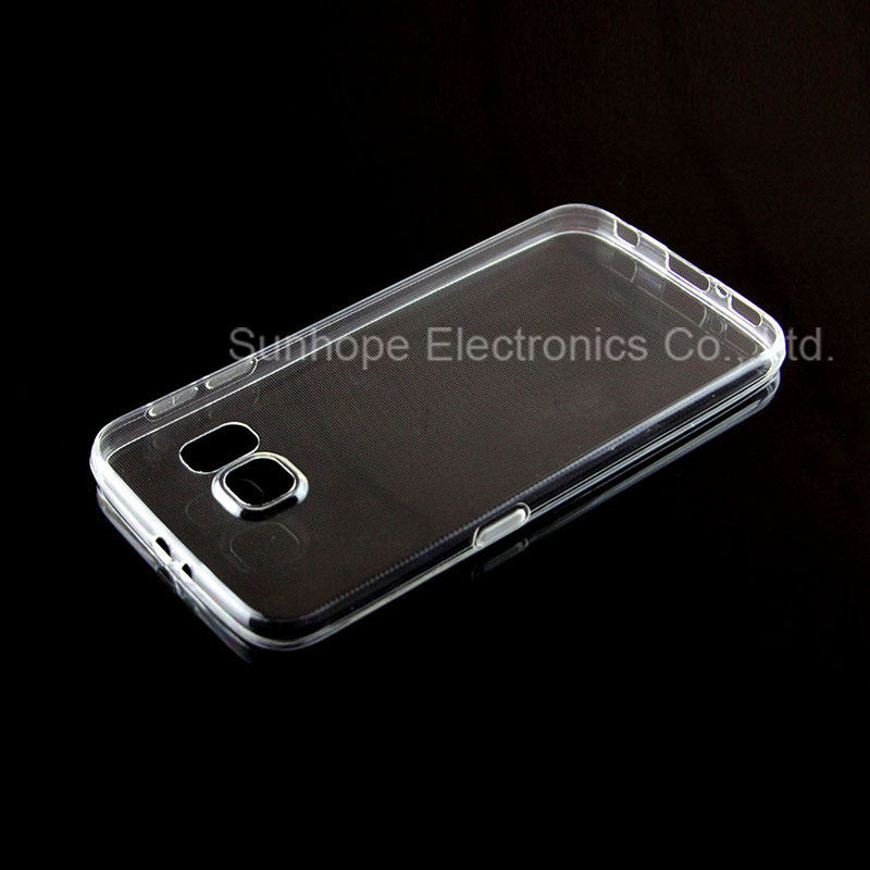 0.35 mm ultra thin cell phone case for samsung galaxy s6 China manufacturer