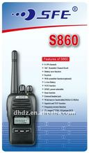 Two way radio S860 frequency scrambler