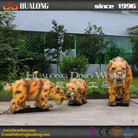 Outdoor High Simulation Polyresin Animal Life Size